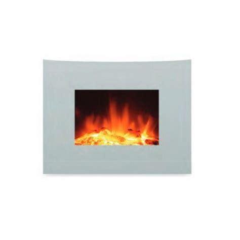 camino elettrico camino elettrico ardes 372 bianco mondobrico riscaldamento