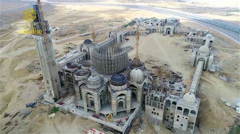 bahria town grand jamia masjid bahria town karachi