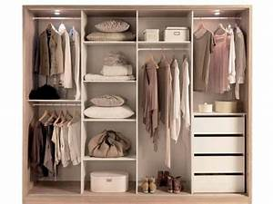 idee modele armoire de chambre a coucher With modele d armoire de chambre a coucher