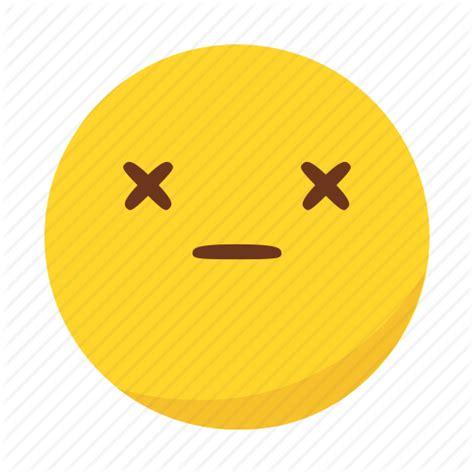 Dead, Emoji, Emoticon Icon