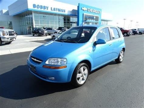 2006 Chevrolet Aveo Lt Review  Find Used Cars At Bobby