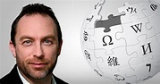 The founder of Wikipedia Jimmy Wales launches the ...
