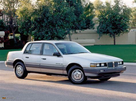 Pontiac Grand Am 1985–88 images (1024x768)
