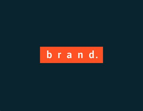 Brand. on Behance