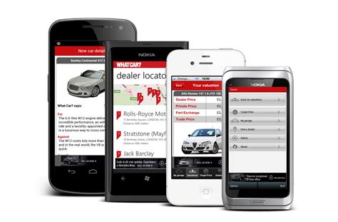 Car Apps For by What Car Valuation App Coolsmartphone