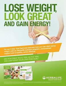 lose weight look great gain energy flyer herbalife With weight loss challenge flyer template