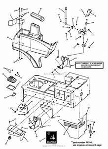 Snapper Yz16335bve  84946  33 U0026quot  16 Hp Ztr Scrambler Series 5 Parts Diagram For Joystick