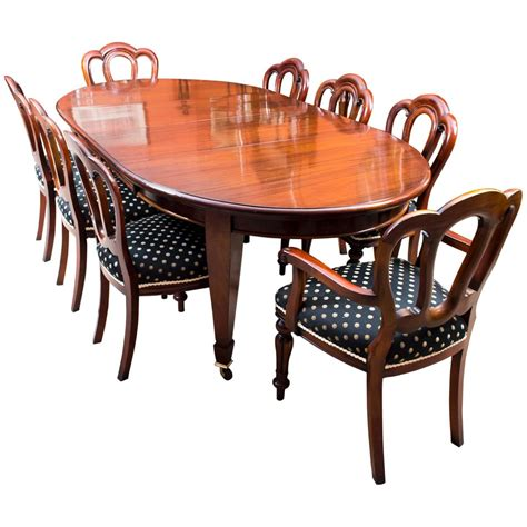 antique dining table and chairs antique edwardian dining table eight chairs circa 1900 at