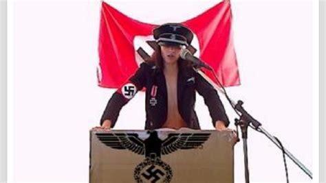 A Popular Cam Girl Just Got Shut Down For Wearing A Nazi Uniform Vocativ