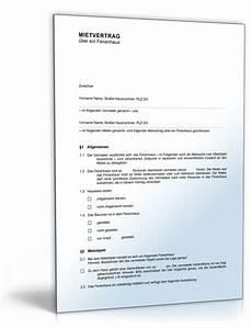 Mietvertrag Vorlage 2015 : mietvertrag f r ein ferienhaus ~ Eleganceandgraceweddings.com Haus und Dekorationen