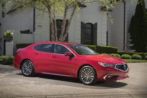 Acura Tlx Reviews by 2018 Acura Tlx Performance Review The Car Connection