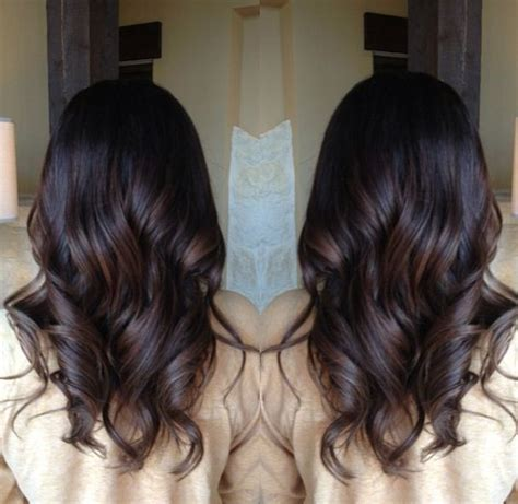 Brown Hair Dye That Doesn T Look Black by Balayage As As You Can Get To What A