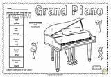 Keyboard Instruments Piano Musical Instrument Teacherspayteachers Harpsichord sketch template