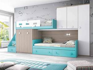 Lits Superposs Optimiser Lespace D39une Petite Chambre