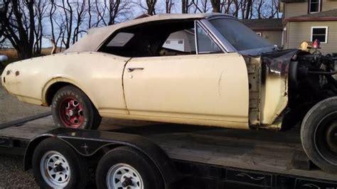 cutlass convertible project car forums