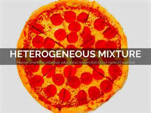 Heterogeneous Mixture