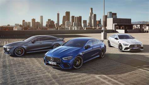 Mercedes Amg Gt Modification by Mercedes Amg Gt 4 Door Coup 233 Arrives In Style At Geneva