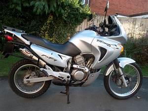 Honda Transalp Xl650v  2000-07  Exhaust