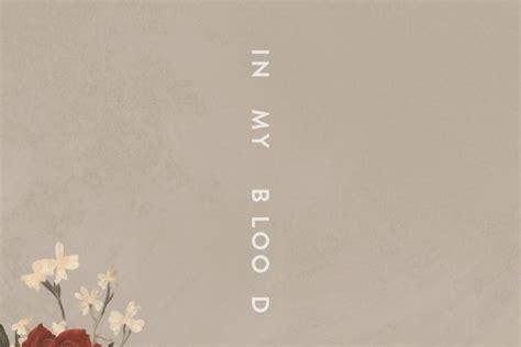Shawn Mendes Coloca Sus Dos Temas, 'in My Blood' Y 'lost