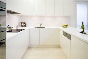 Handleless kitchens rosemount kitchens for Kitchen colors with white cabinets with papier peints design