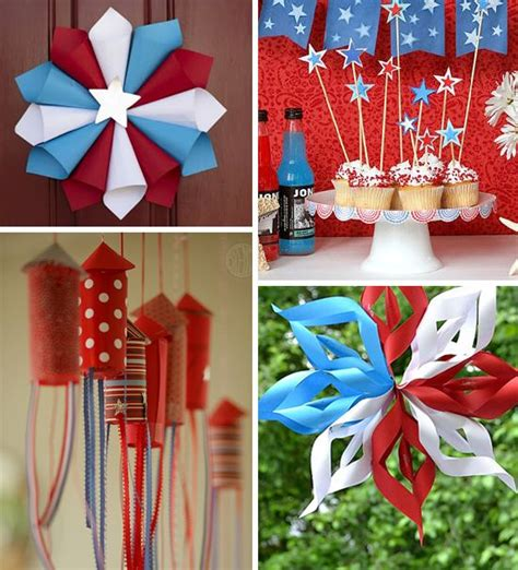 4th of july decorations diy patriotic decor how to make fabulous fourth of july party ideas pinterest
