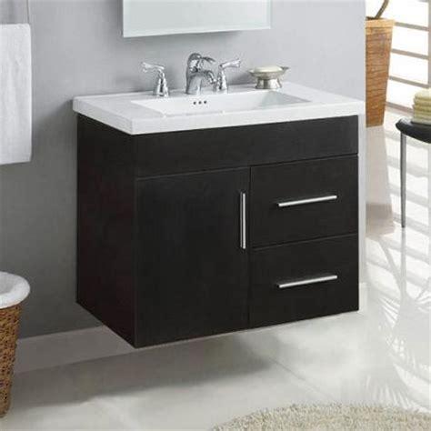 wall hung vanity stylishly simple minimalist wall mounted bathroom vanities