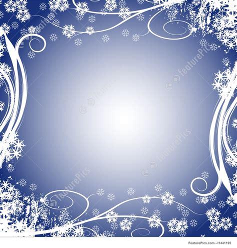 templates winter design stock illustration