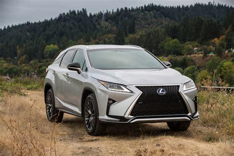 lexus hybrid 2016 2016 lexus rx facelift is here