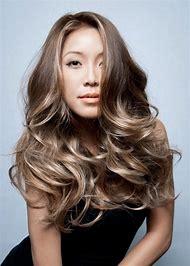 Ombre Hair Color Ash Brown