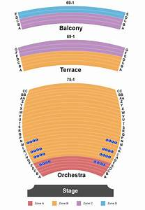 First Interstate Center For The Arts Seating Chart