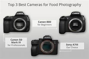 10 Best Cameras for Food Photography – How to Choose a Good Food Camera?
