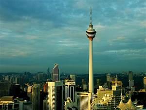 Architecture Kuala Lumpur Tower 444481 Wallpaper wallpaper