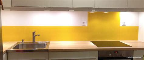 choix credence cuisine choix des couleurs professionnel du verre laqué sur