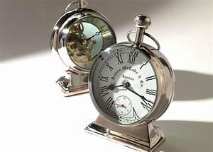 Pocket, Watch, Desk, Clock