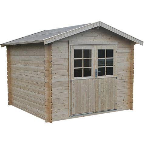 cabanes en bois leroy merlin cabane jardin leroy merlin