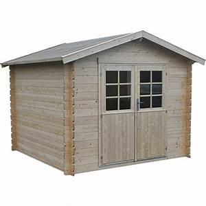 Chalet Bois Leroy Merlin : cabane jardin leroy merlin ~ Melissatoandfro.com Idées de Décoration