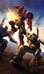 Bumblebee (2018) Phone Wallpaper   Moviemania   Optimus ...