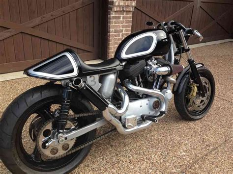 Harley Davidson Cafe Racer For Sale by Harley Davidson Cafe Racer 883 Iron Cafe Racers For Sale