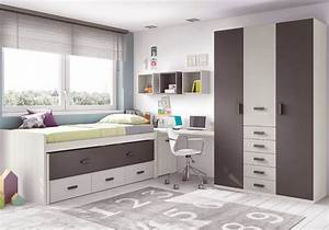 Dcoration Chambre Ado Fille Moderne With Dcoration