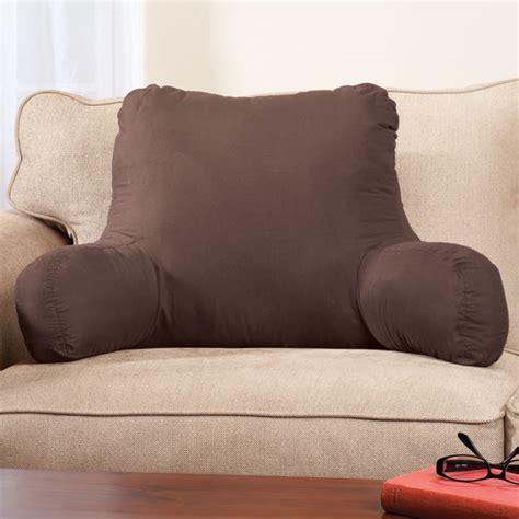 backrest pillow pillow  arms bed rest pillow