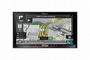 Pioneer Avic-7201nex 7 U0026quot  Touchscreen With Navigation