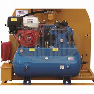 30 Gallon Jenny 150 Psi Air Compressor