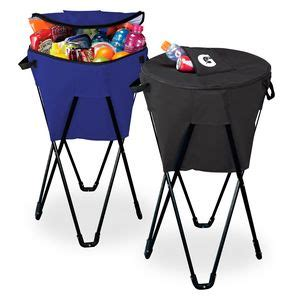 tub cooler with stand insulated beverage cooler tub w stand cl033 ideastage