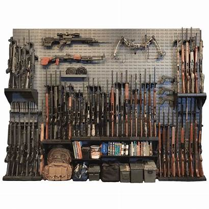 Gun Wall Kit Kits Vault Armory Secureit