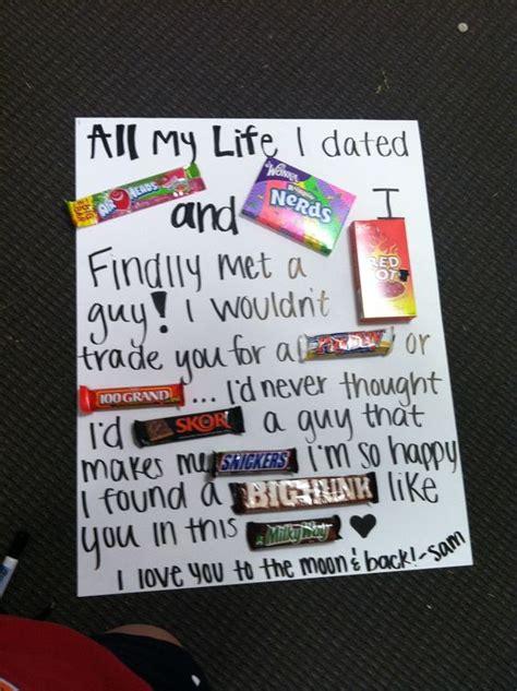 gift ideas for boyfriend gift for the boyfriend cute