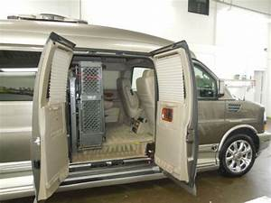 Find Used 2011 Chevy Hitop Conversion Van    With