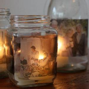 DIY Mason Jar Candles to Gift for Christmas