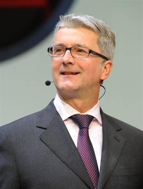 Im Audi Chef Rupert Stadler by Audi Chef Rupert Stadler Die Zeit Im Stau Wird K 252 Nftig