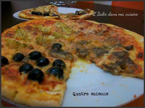 la meilleure recette de p 226 te 224 pizza l italie dans ma cuisine
