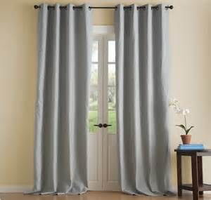 peyton linen cotton grommet drape traditional curtains sacramento by pottery barn